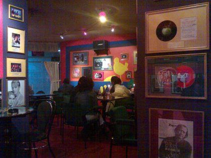 Obertura Café Rock