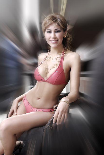 Miss Chuquisaca 2008 - Patricia Nuñez