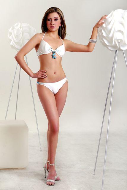 Miss Potosi 2008  - Estephanie Barrón