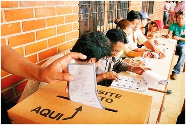 Elecciones Generales 2014