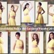 Candidatas Reina Carnaval 2015