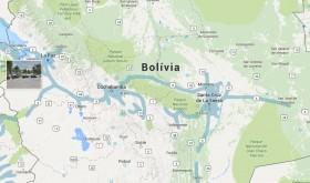Cobertura Goole Street View en Bolivia