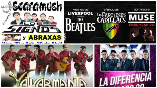 Este fin de semana en La Paz 18 – 2016