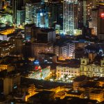 Las mejores  fotos de noche de La Paz