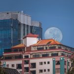 Fotos de La Super Luna 2016 en La Paz