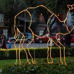 Diez mejores fotos del desfile Navidad Maravillosa 2016