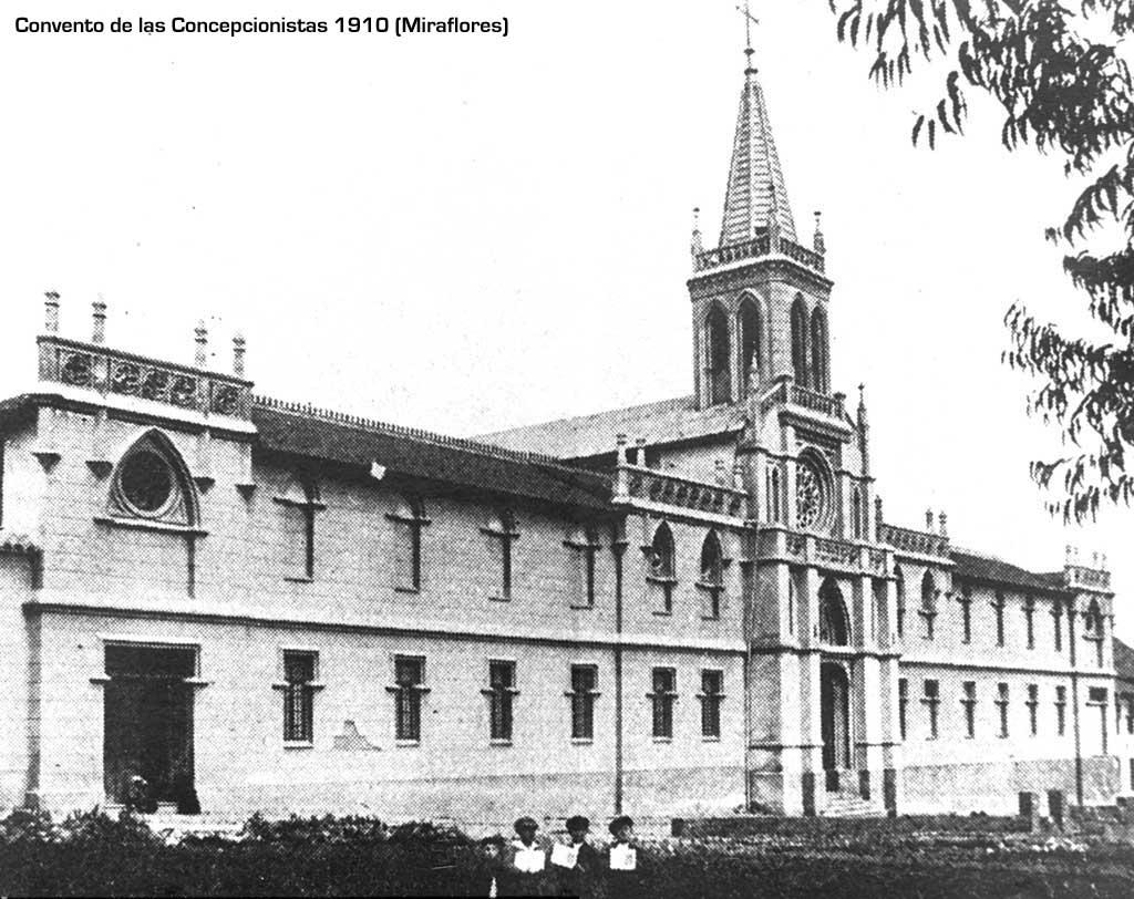 Convento de las Concepcionistas - Miraflores