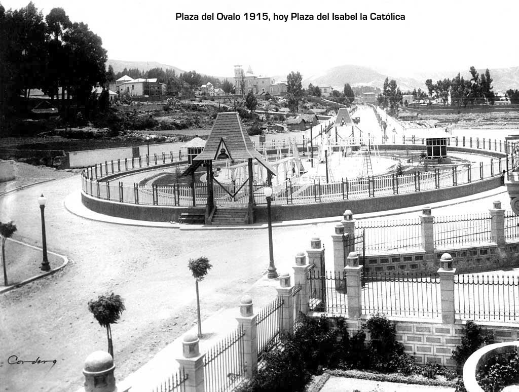 Plaza Isabela Catolica