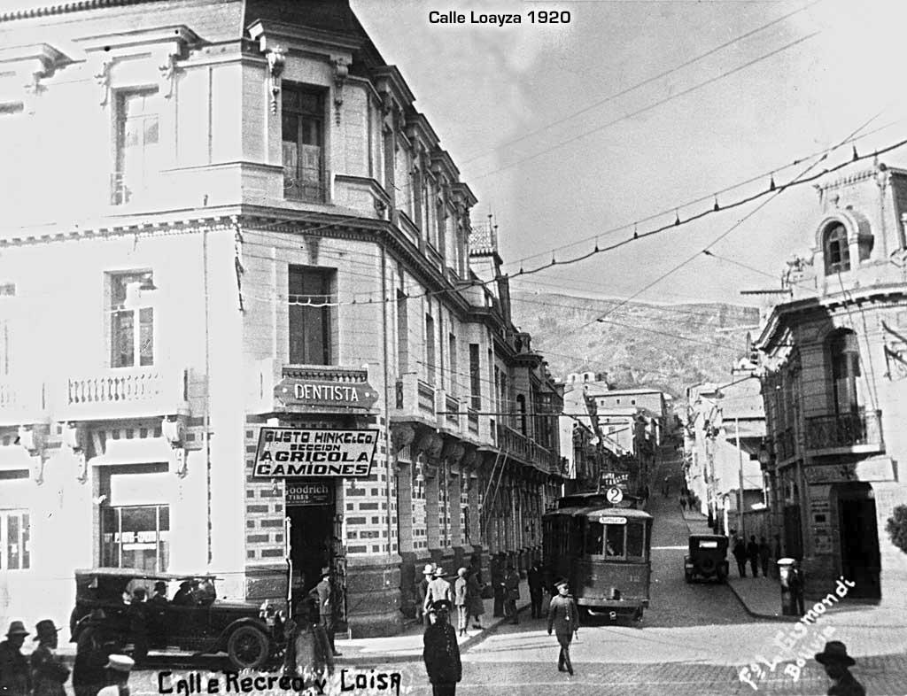 Calle Loayza