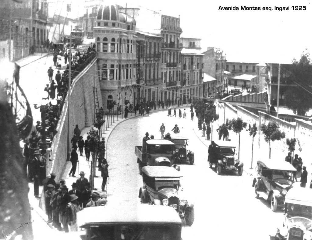 Avenida Montes