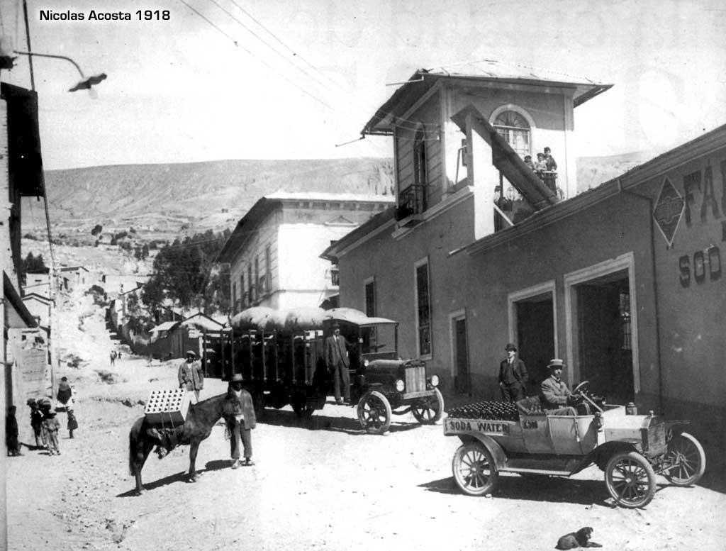 Calle Nicolas Acosta
