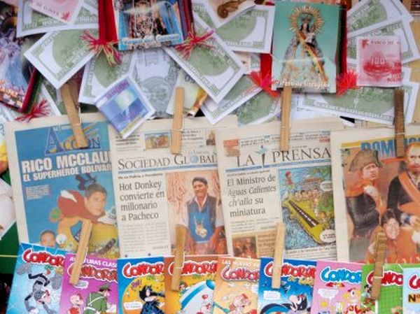 Periódicos Miniatura