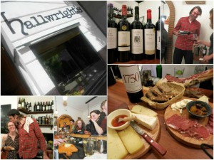 Hallwright's – El bar de vino más alto del mundo