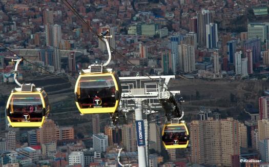 Teleférico Linea Amarilla