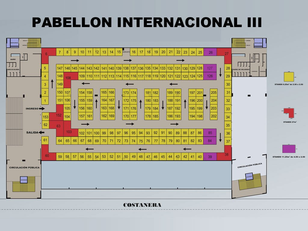 FIPAZ 2014 - Pabellón La Paz