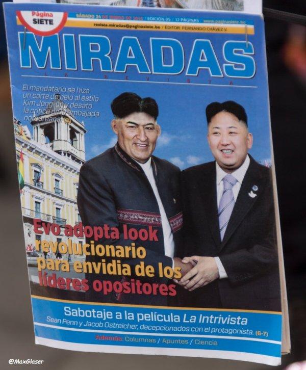 Alasitas 2015 - Periódico en miniatura
