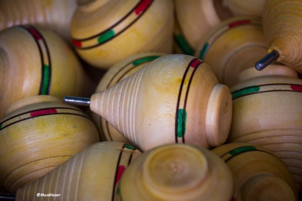 Alasitas 2015 - Trompitos de madera