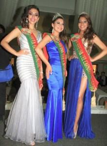 Reina del Carnaval Paceño 2015 – Las Ganadoras