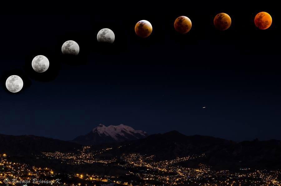 Secuencia de la Luna de Sangre
