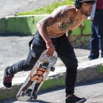 Skater paceño