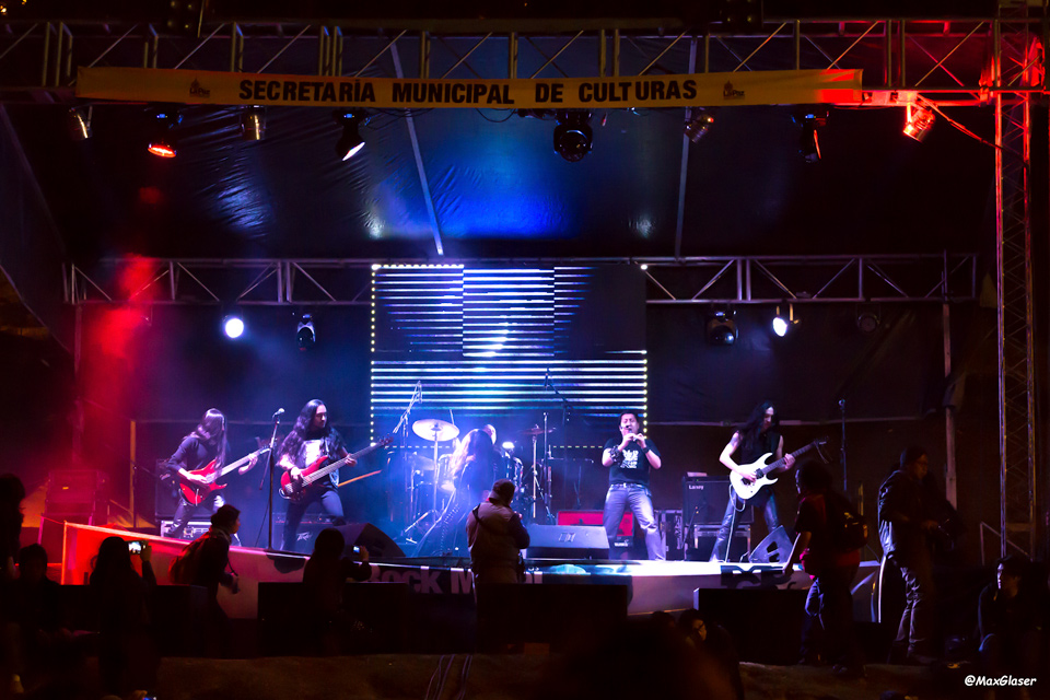 Grupo de Metal Music
