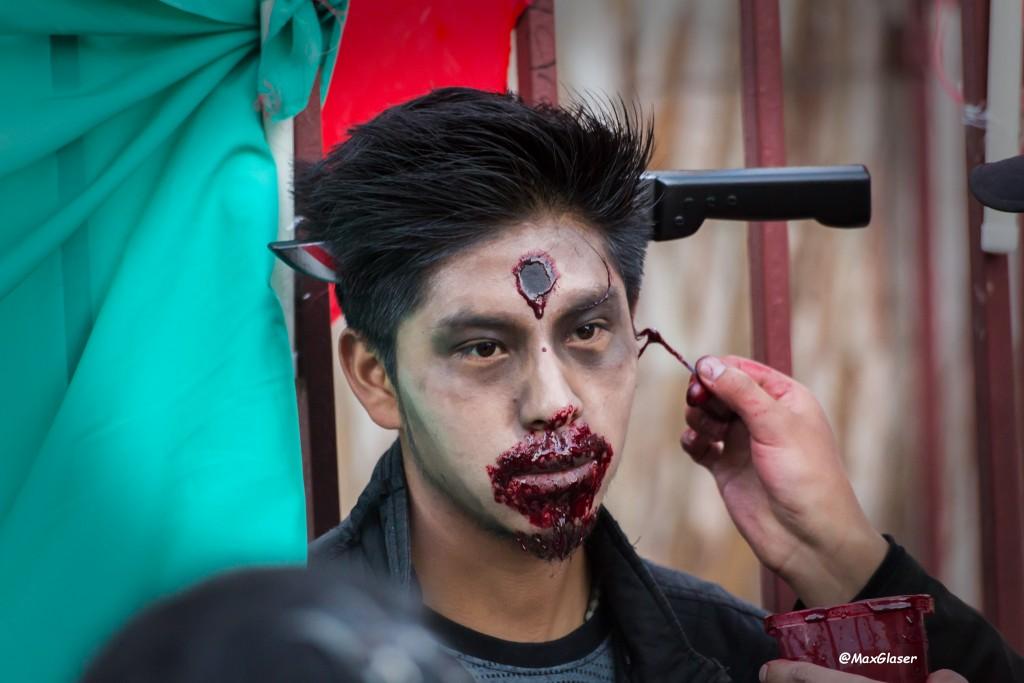 Marcha Zombie 2015