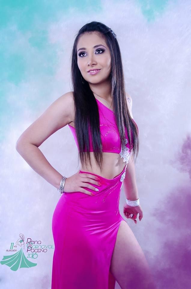 Carnaval 2016 - Jessica Arroyo Zeballos