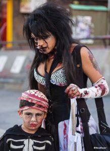 Marcha Zombie 2016 en La Paz
