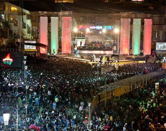 Serenata a La Paz – Plaza Mayor de San Francisco