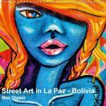 Calendario - Street Art en La Paz