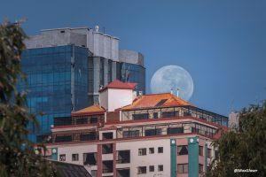 Super luna 2016 - La Paz