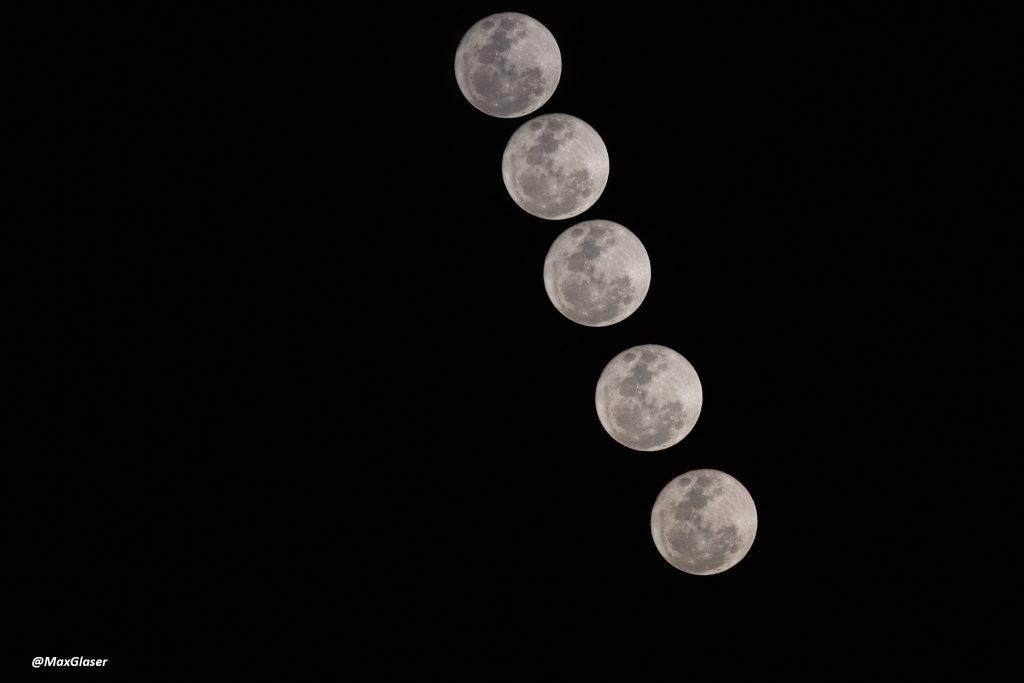 Super Luna - Noviembre 2016