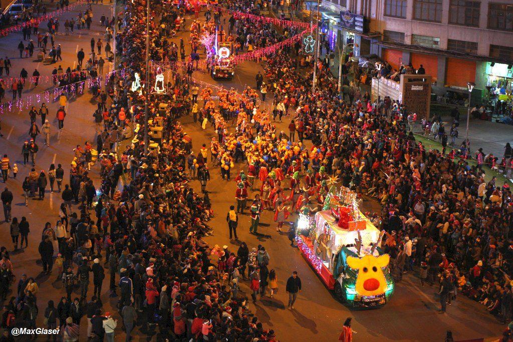 Desfile Navidad 2016