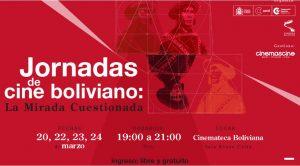 Jornadas de Cine Boliviano – Cinemateca Boliviana