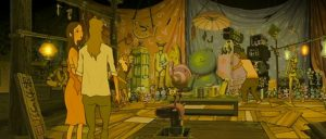 Animartes Mind Game – Espacio Simón I. Patiño