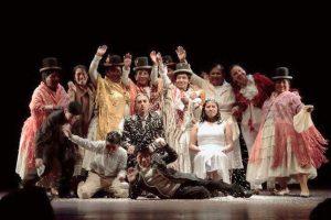 Deja Vú – Teatro Modesta Sanjinés