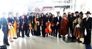 Escuela Sembrando Música de La Paz y El Alto –  Museo de San Francisco