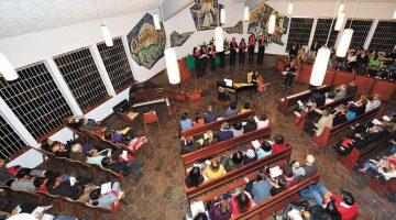 Música Francesa del Siglo XX – Iglesia Luterana