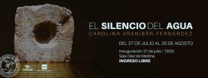 El Silencio del agua – Museo Nacional de Arte