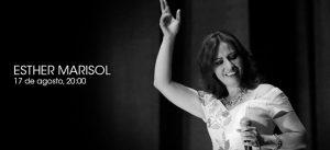 Concierto Esther Marisol – Teatro Nuna