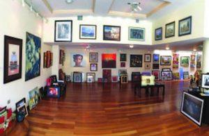 Exposición de Acuarelistas – Galería Alternativa Centro de Arte