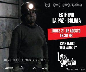 Las Voces del Socavón – Cine Teatro 6 de Agosto