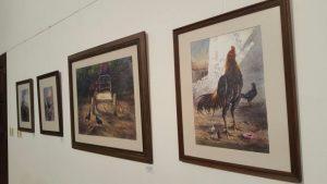 Exposición Acuarelas – Galería Alternativa Centro de Arte