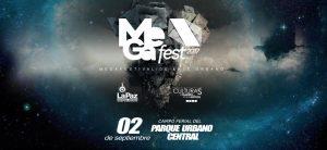MegaFest 2017 en La Paz