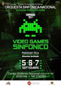 Video Games Sinfónico – Centro Sinfónico Nacional