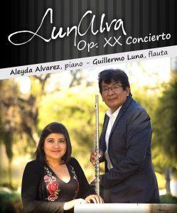 Concierto Op. XX del dúo Lunalva – Escuela Contemporánea de Música