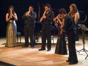 Festival de Música Contemporánea – Teatro de Cámara