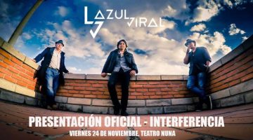 Presentación Interferencia de Azul Viral – Teatro Nuna