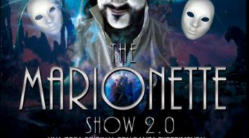 The Marionette Show 2.0 – Teatro 16 de Julio