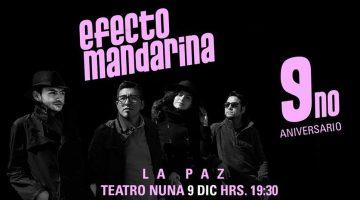 Concierto Aniversario – Teatro Nuna